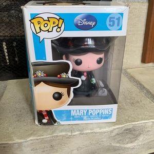 Mary Poppins Disney POP Vinyl Doll #51 in Series 5